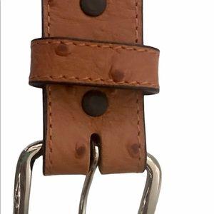 Genuine Leather Belt NWOT